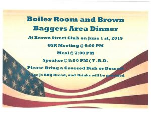 District 2 Dinner @ Brown Street Club
